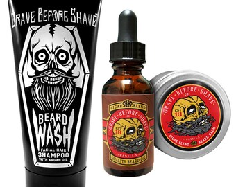 """Grave Before Shave Beard Care """"Refill Pack"""""""
