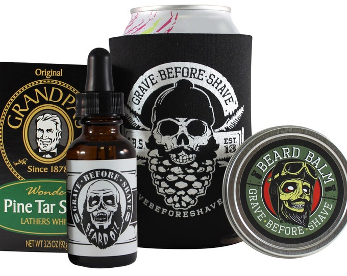 Complete Beard gift Pack