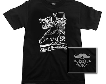 GBS Shave Nevermore Shirt