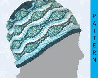 Pattern: Southern Ocean Hat