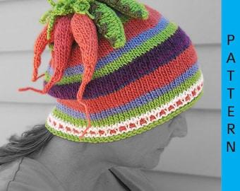 Pattern: 'Freshies' Cap
