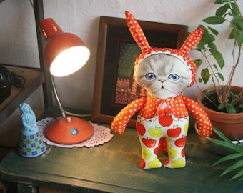 CAT DOLL - 'RABBIT'