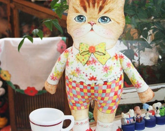 CAT DOLL - 'CHECK'