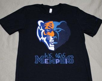 We Are Memphis T-Shirt (Black)