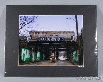 "Train #1 - 8x10"" color photo print"