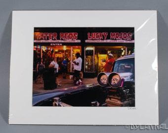 "Hot Rod #1 - 8x10"" color photo print (Metallic Paper)"