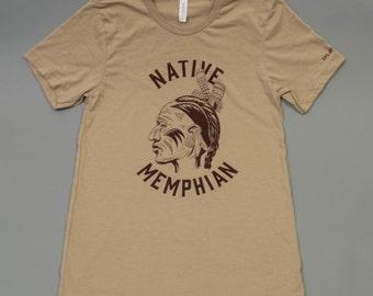 Sale**Native Memphian T-shirt (3 Colors)