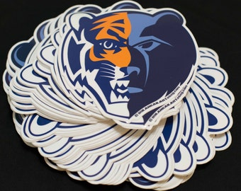 We Are Memphis Sticker