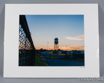 "Broad #1 - 8x10"" color photo print"