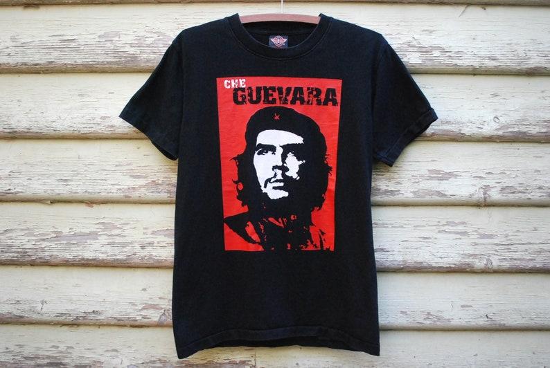 f99f6b5492e34 90s Black Che Guevara T Shirt Iconic Mint Vintage Tee