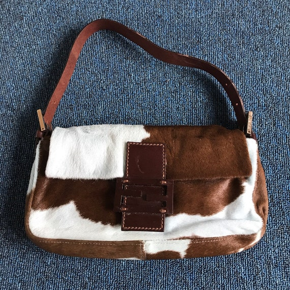 SALE!! From 1000 - Vintage Fendi Mama Baguette in