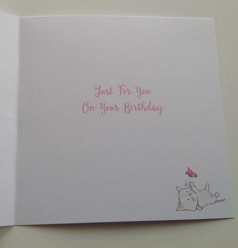Granddaughter Sister Goddaughter 2nd 3rd 4th 5th 6th 7th 8th 9th Cute Personalised Girl 1st Birthday Card Daughter Niece