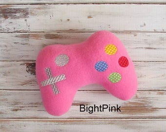 Soft Baby Toy, Game Controller, Plush Video Game Controller, Toddler Toy - Stuffed Toys