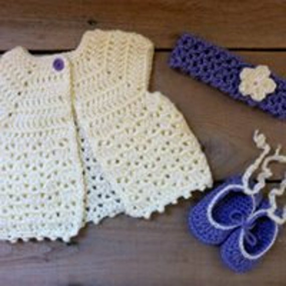 42066fe24 Lacey Baby Sweater