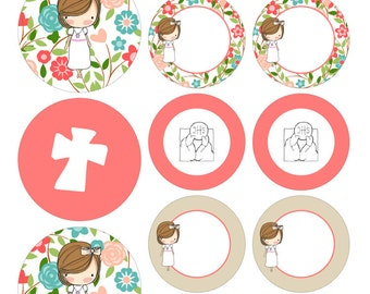 First Communion Printable Kit