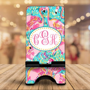 Personalized iPhone Stand iPad Holder iPhone 8 Holder Cell Phone Stand Smartphone Stand iPad Mini Stand Phone Accessories Tablet Stand