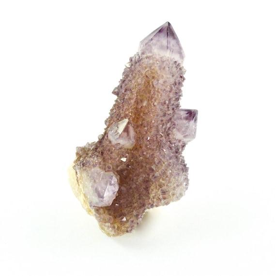 Angel Aura Quartz Cluster  Quartz Crystal  Quartz Cluster  Metaphysical Crystal  Village Silversmith