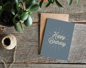 Happy Birthday Card For Her Friend Him Husband Wife Cards Mom