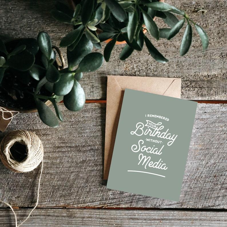 Funny Birthday Card Happy Friend