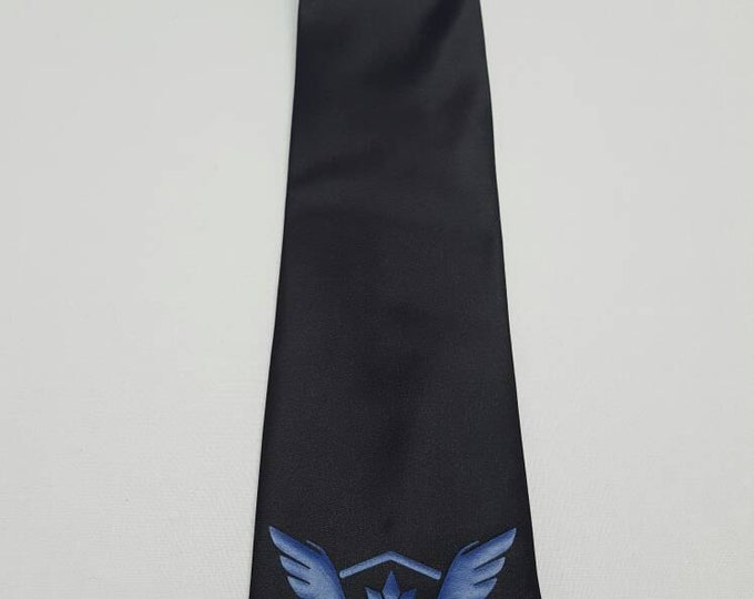 Team Mystic Mens NeckTie