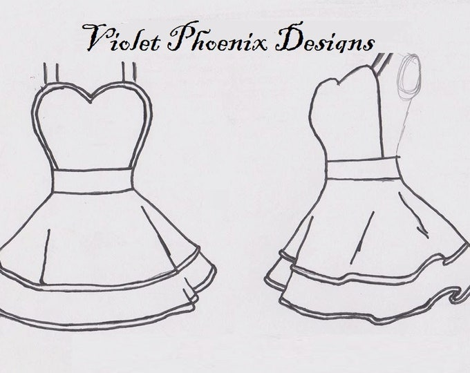 Design Fee for Custom Aprons