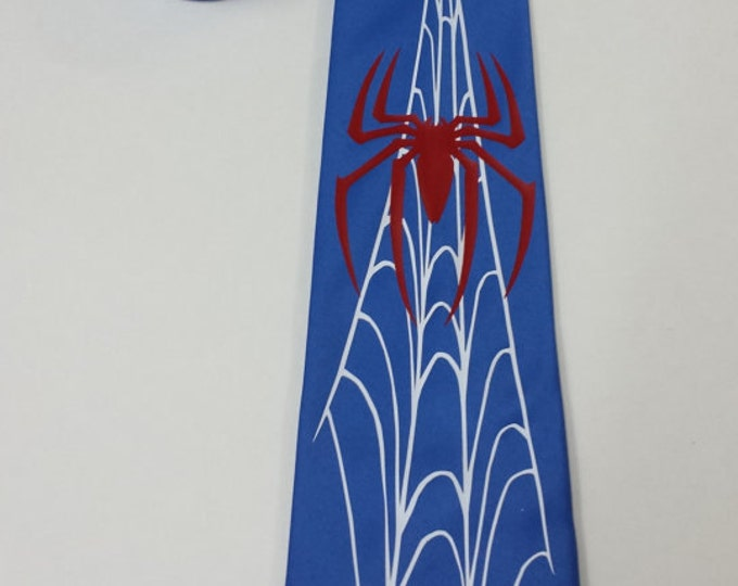 Spiderman Mens NeckTie
