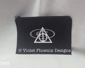 Cosmetic Bag Deathly Hallows