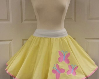 COMMISSION: Butterfly Cutie Skirt