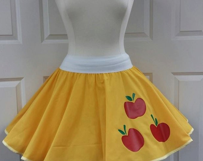 COMMISSION: Apple Cutie Skirt