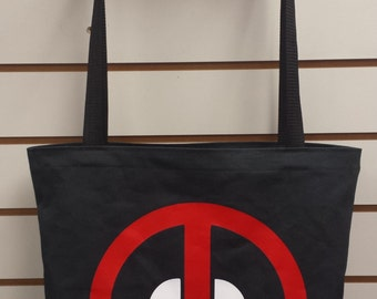 Deadpool Reusable Tote/ Shopping Bag