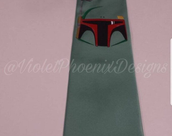 Bounty Hunter Mens NeckTie