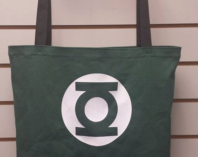 SuperHero Cosplay Reusable Tote/ Shopping Bag