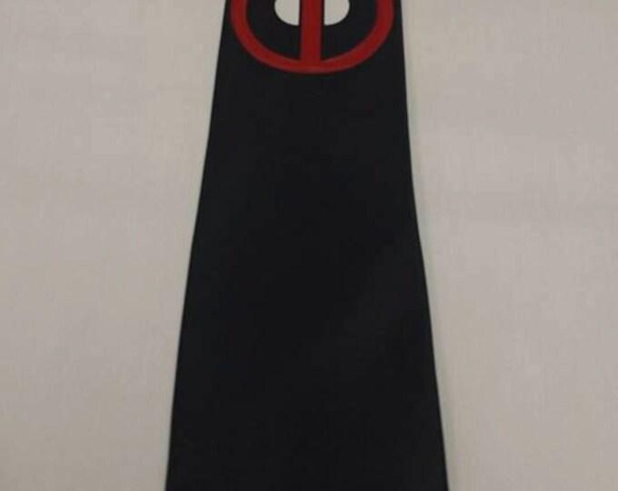 Deadpool II Mens Neck Tie