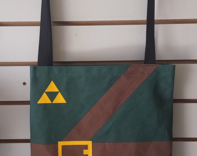 Video Game Hero Reusable Tote/ Shopping Bag