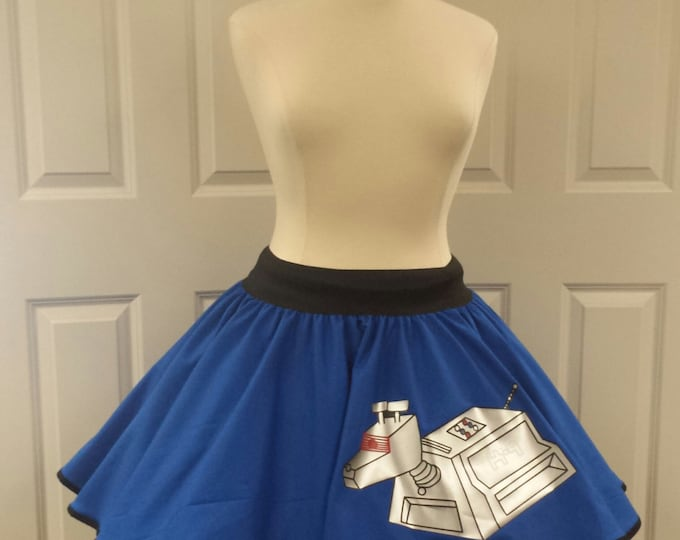 COMMISSION K-9 Skirt (Assorted Colors Available)
