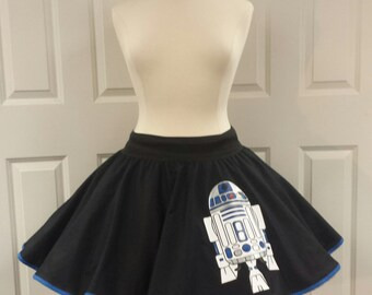 COMMISSION: Droid You Are Looking For Skirt (Assorted Colors Available)