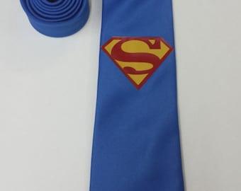 Superman Mens NeckTie