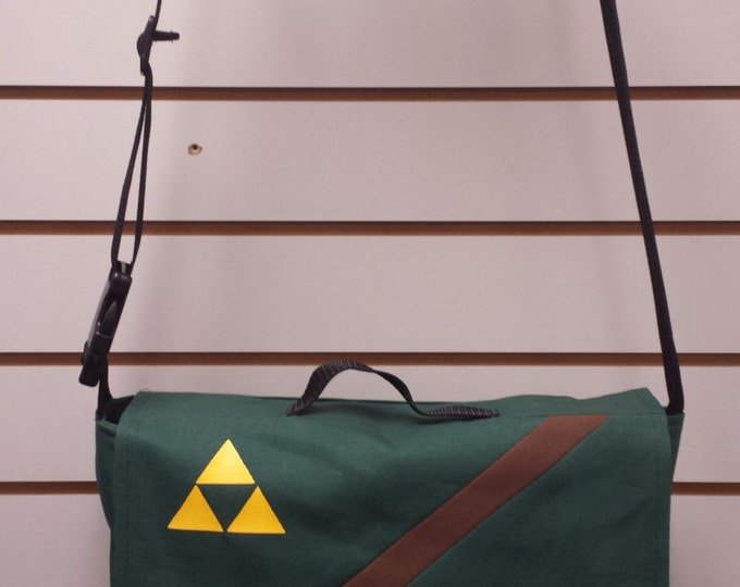 Video Game Hero Messenger Bag