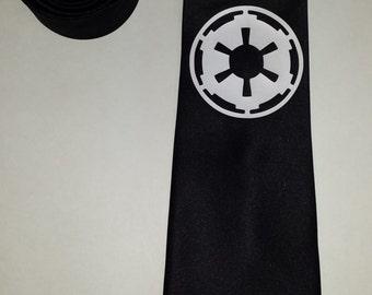 Star Wars Imperial Crest Mens NeckTie