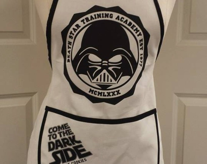 COMMISSION: Star Wars Apron (simple)