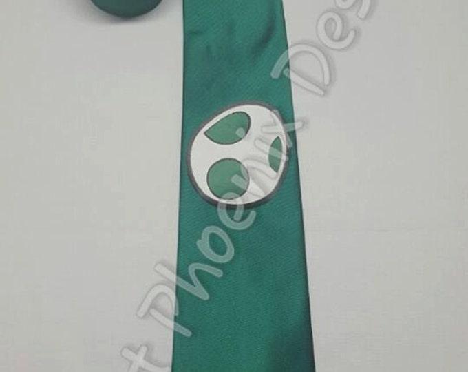 Yoshi Egg Necktie