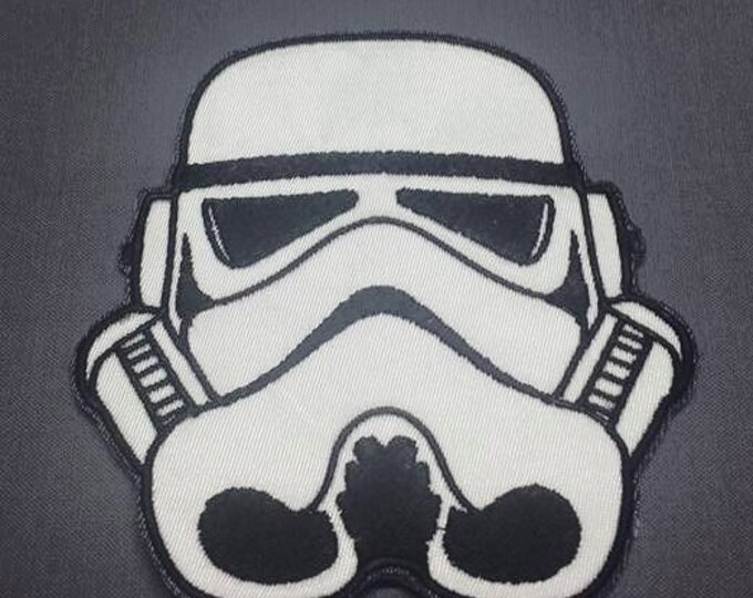 Stormtrooper Sew on Patch