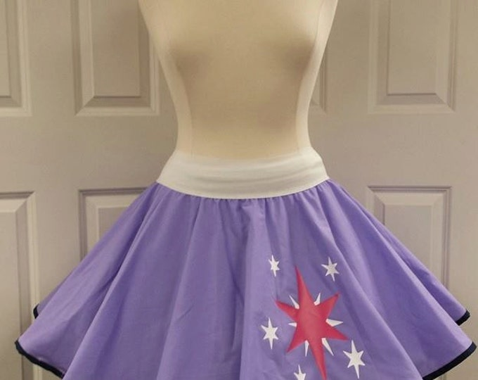 COMMISSION: Twilight Cutie Skirt