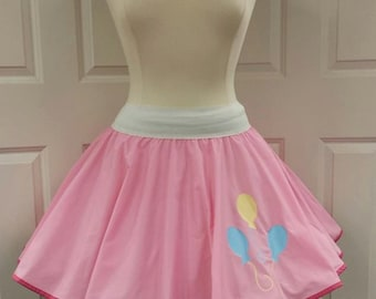 COMMISSION: Pink Cutie Skirt