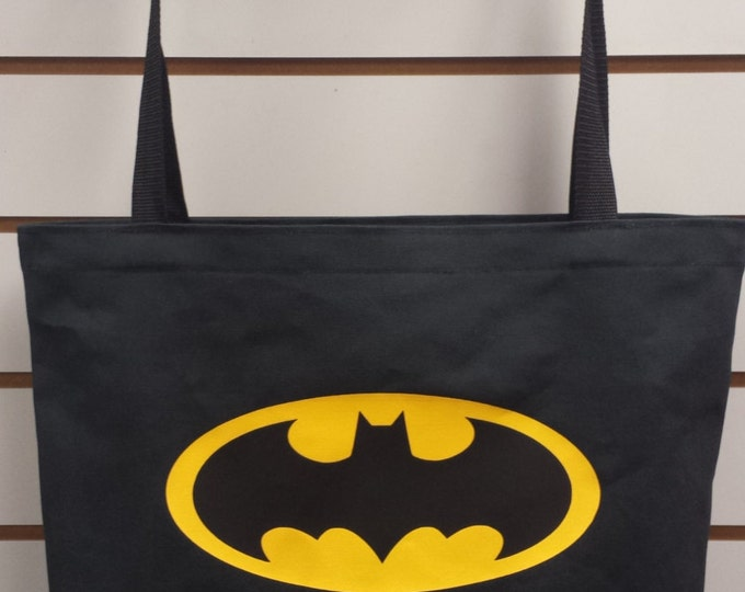 Batman Reusable Tote/ Shopping Bag