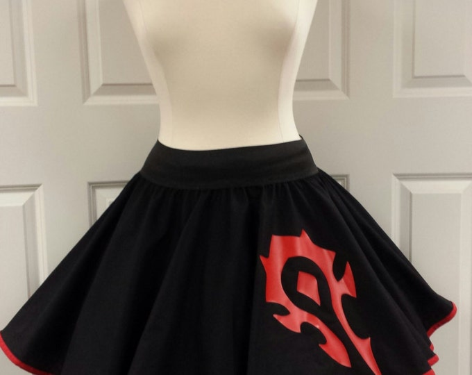 COMMISSION: Horde Skirt (Assorted Colors Available)