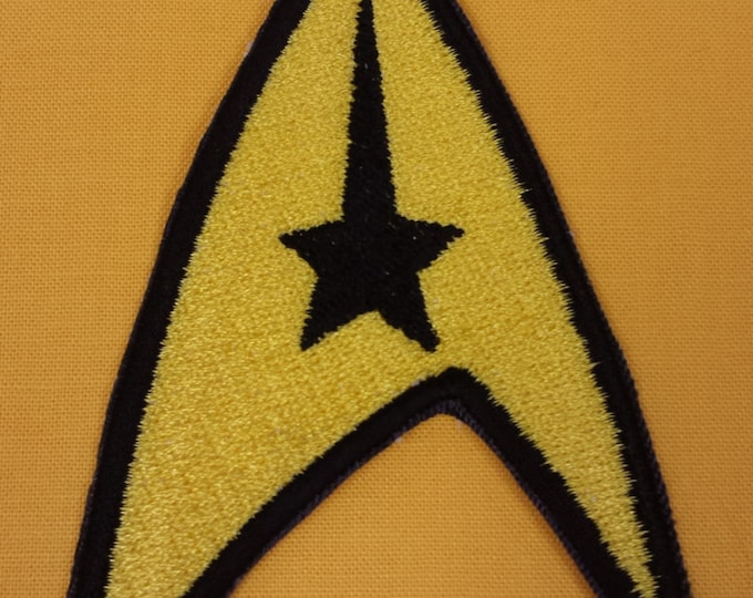 Command Insignia (yellow shirt) Sew on Patch
