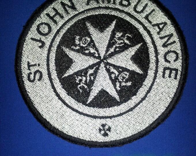 St. John Ambulance Sew on Patch