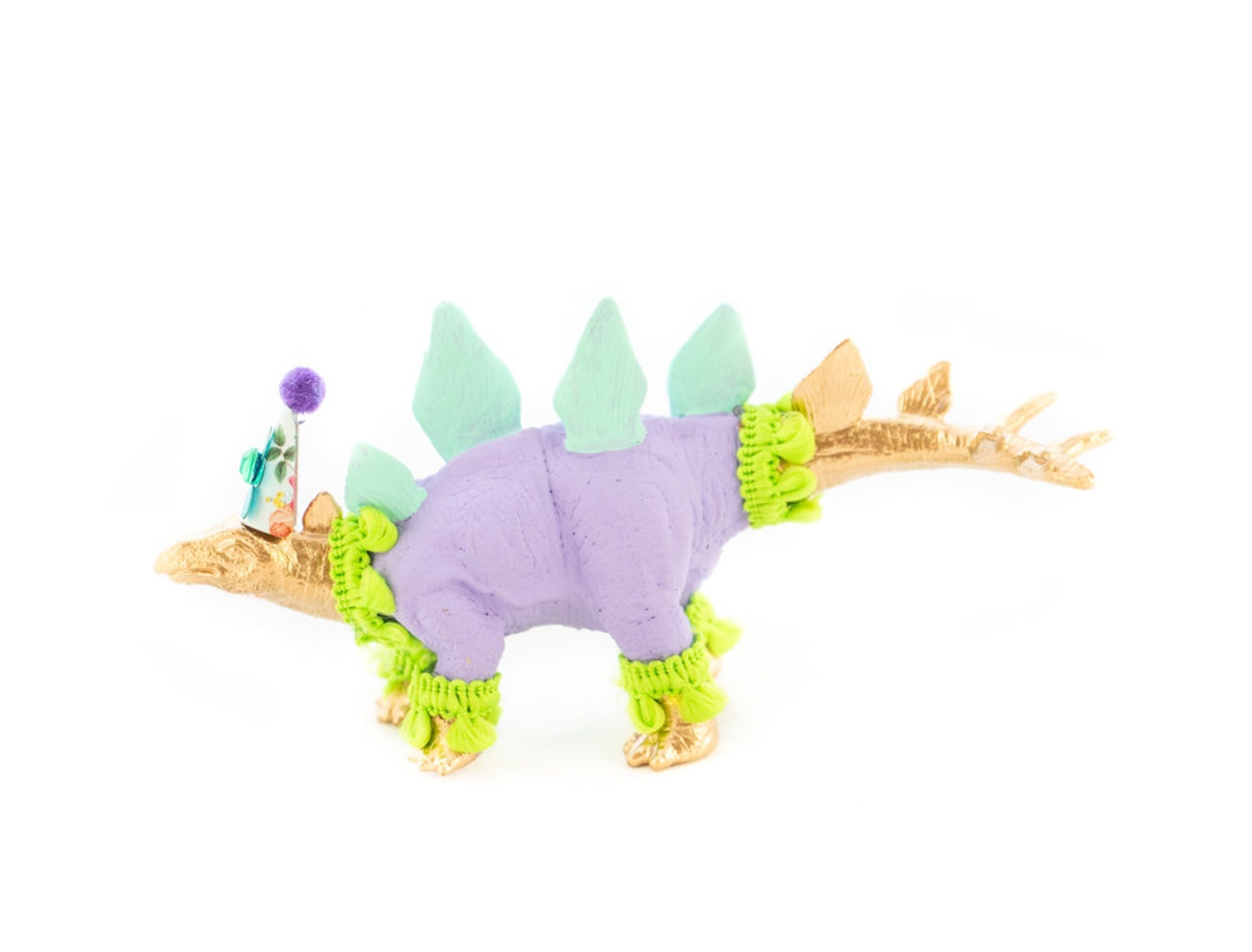 Circus Dinosaur Cake Toppers by Painted Parade