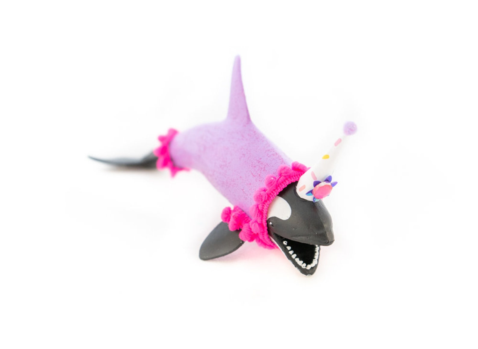 Circus Whale Cake Toppers by Painted Parade